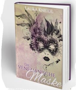 Maske2 Hardcover Book MockUp blanc