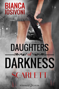 Daughters of Darkness - Scarlet  Ebook Cover
