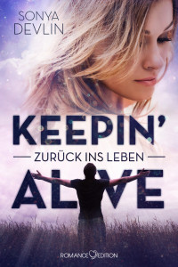 Keepin Alive - Zurück ins Leben Cover