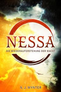 Nessa - Die Wiederauferstehung der Macht Cover