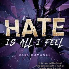Hate is all I feel